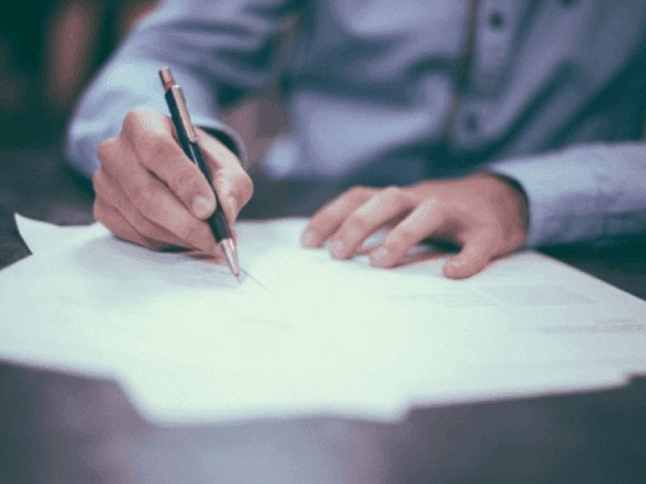 Discussing the Terms and Signing the Purchase and Sale Contract 1