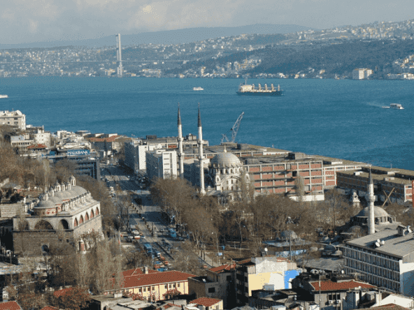 Beyoğlu – Best Districts of Istanbul