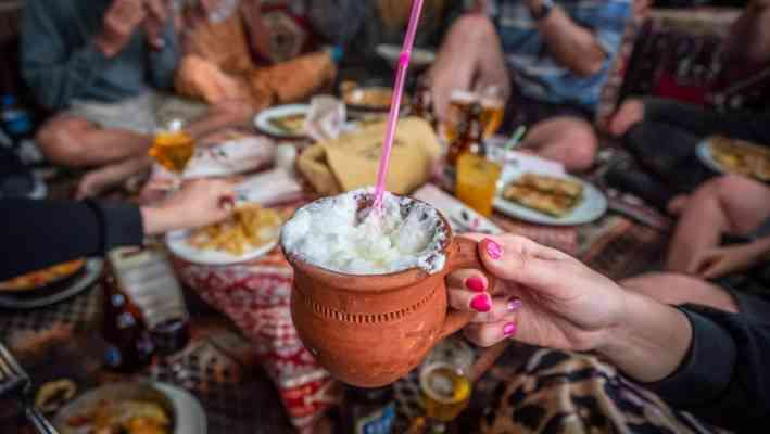 Ayran in Turkish Culture