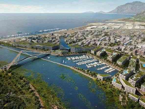 Regions to Rise in Value with Kanal Istanbul
