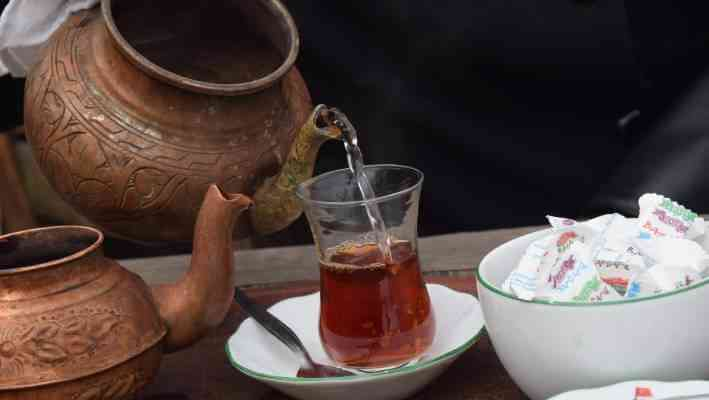 Tea in Turkish Culture