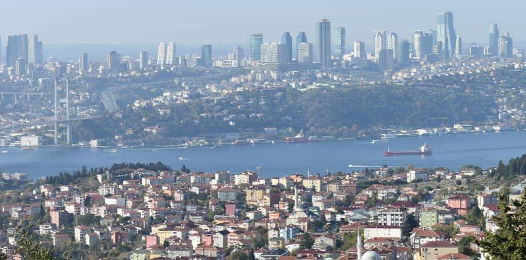 Urban Transformation Projects in Istanbul
