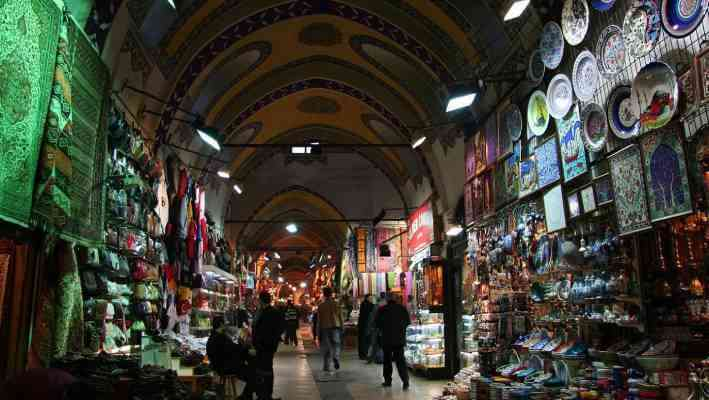 historical markets of istanbul