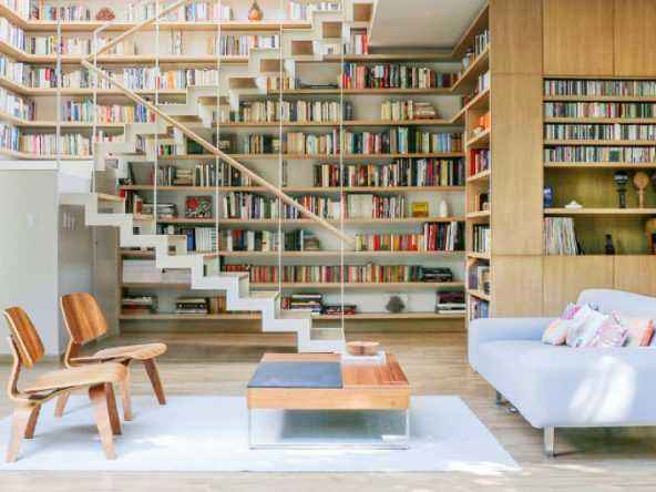 The Library is Now a Must for New Buildings in Turkey