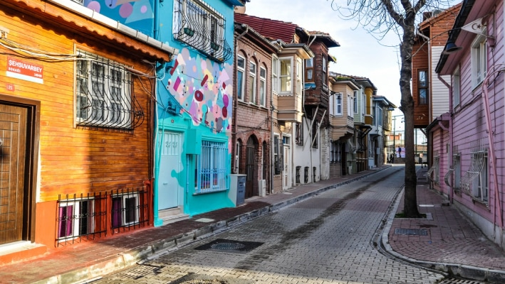 rent a flat in Istanbul 9