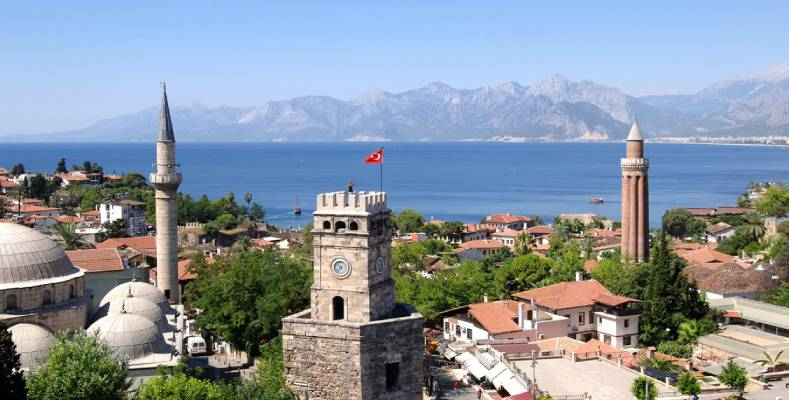 Home Prices in Turkey